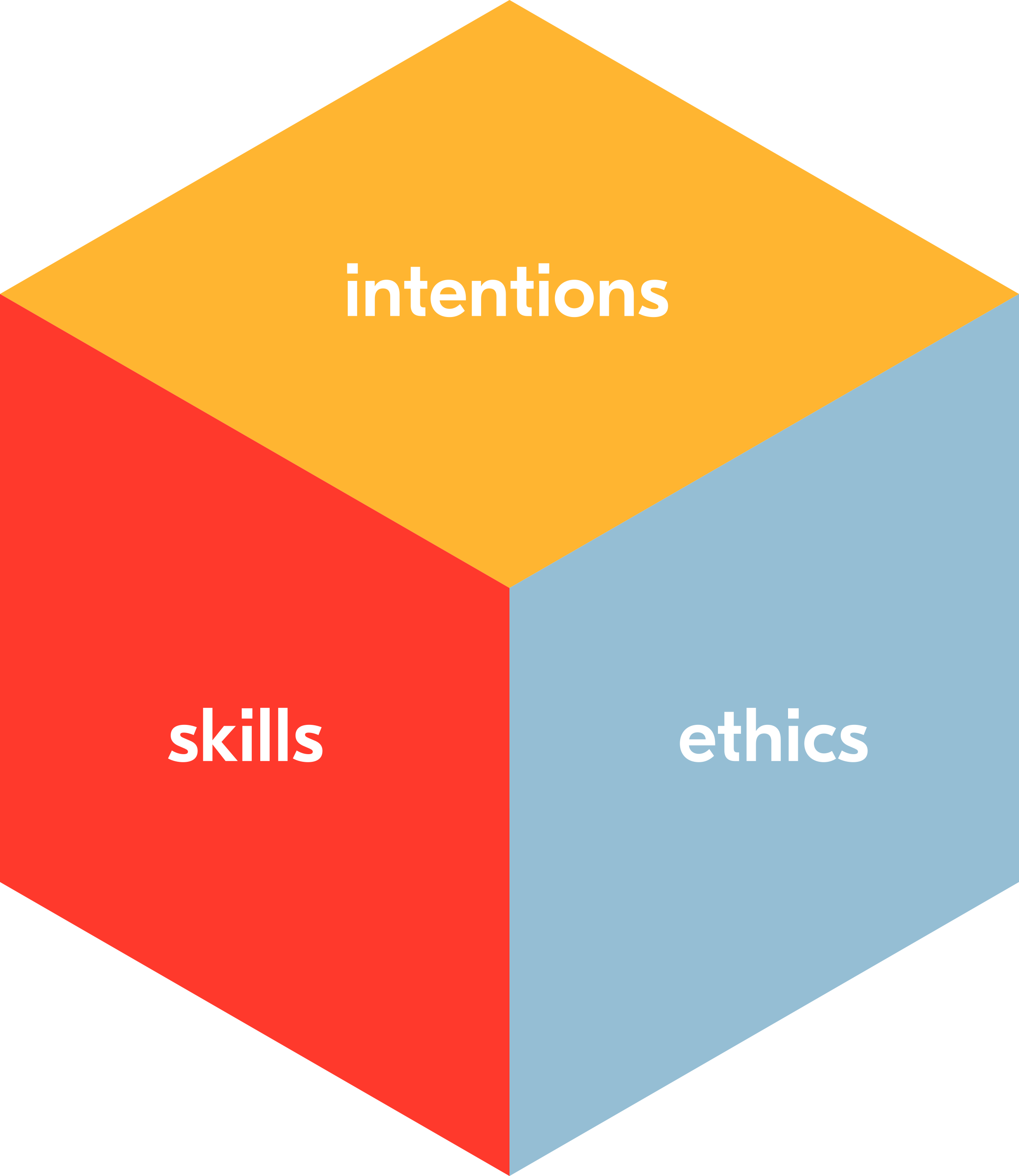 essential elements : intentions, skills, and ethics